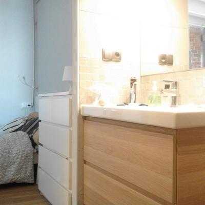 Actualización de habitación con baño privado