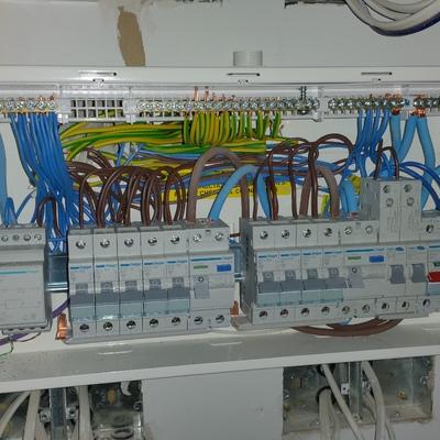 cuadros electrico