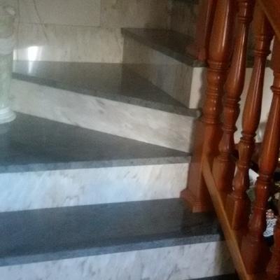 escaleras de mármol clasicas