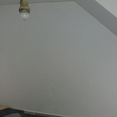 preparacion y alisamiento de pared para decoracion
