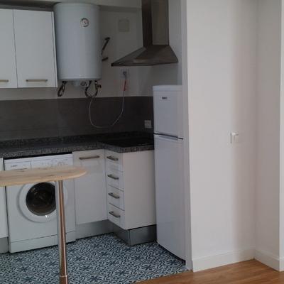 Reforma integral de casa foto de cocina / salon