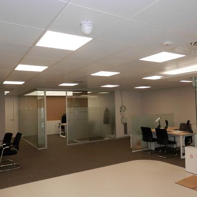 acabdos interiores oficina