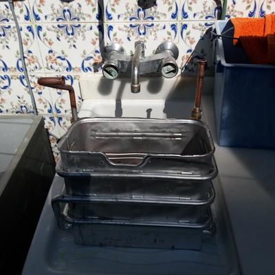 Limpieza de calderines