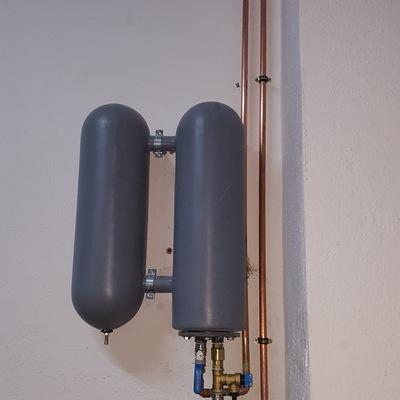 Sistema ahorro de agua
