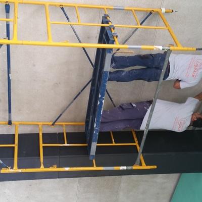 Reparacion de techo de pladur
