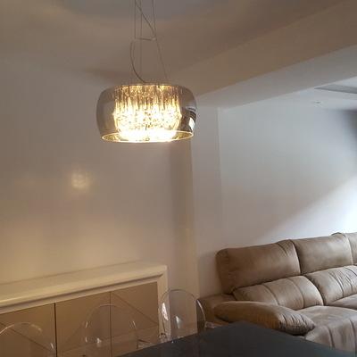 instalación de lamparas de diseño