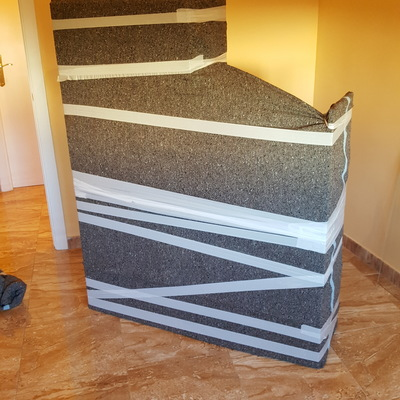 Embalajes de muebles