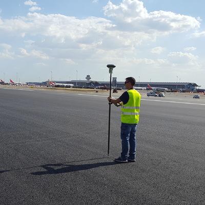 Replanteo Aeropuerto Barajas