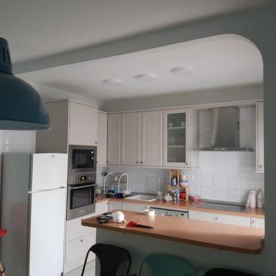 Instalacion electrica cocina