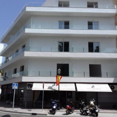 Hotel (antiguo hostal Valencia ) fuengirola
