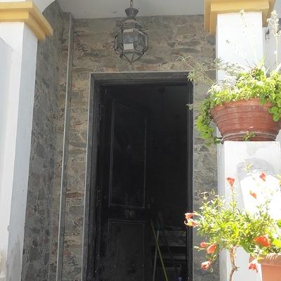 entrada vivienda