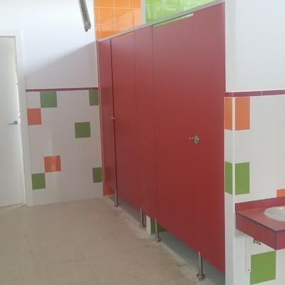 Puertas baño