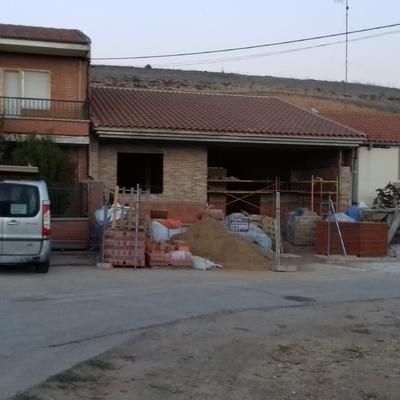 Construcción vivienda unifamiliar