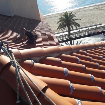 Reparacion de tejado
