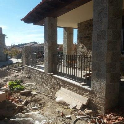 Casa piedra rustica