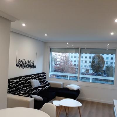 Reforma integral de un piso en la zona de Coia (Vigo)