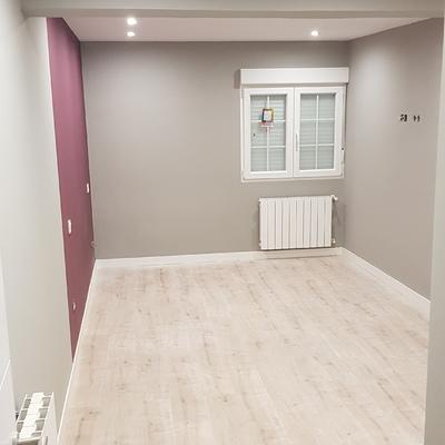 Transformacion de local en vivienda,  Madrid