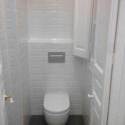 reforma piso modernista