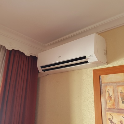 Cambio de máquina aire acondicionado