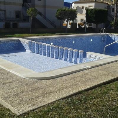 Focos de led piscina