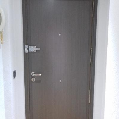 Forrado de puerta