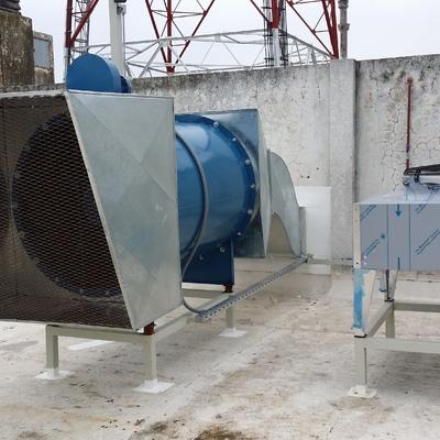 Free Cooling y Condensadoras Uniflair