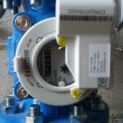Automatización de puntos de carga de agua