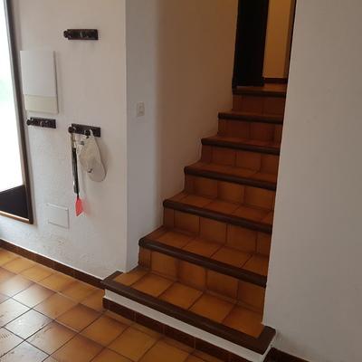 Antes escaleras