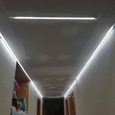 LEDS  PASILLOS  PISO PARETS DEL VALLES