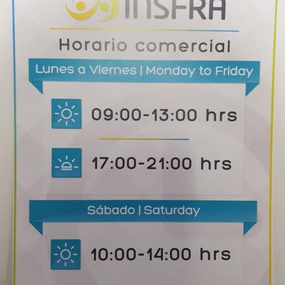 HORARIO COMERCIAL