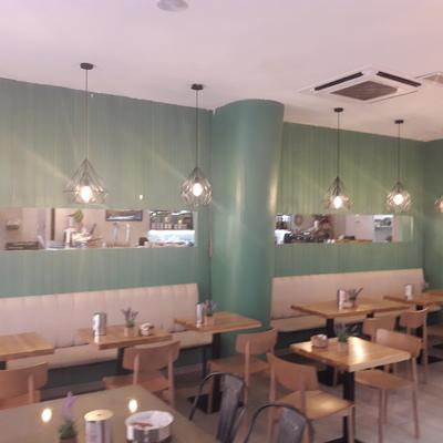 Restaurant Emblematic Valencia