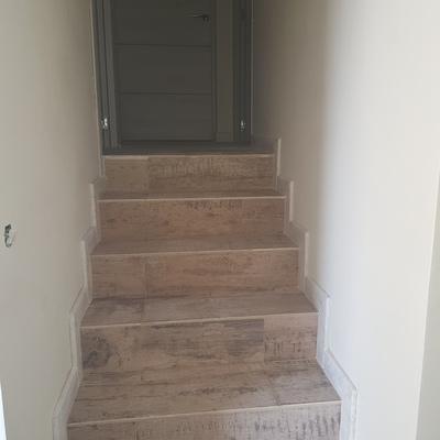 Despues escaleras
