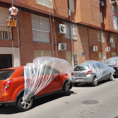 Impermeabilización de fachada
