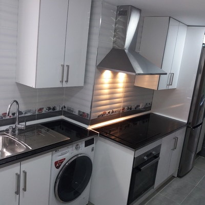La cocina 8 m2