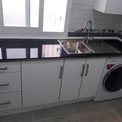 Cocina 8 m2