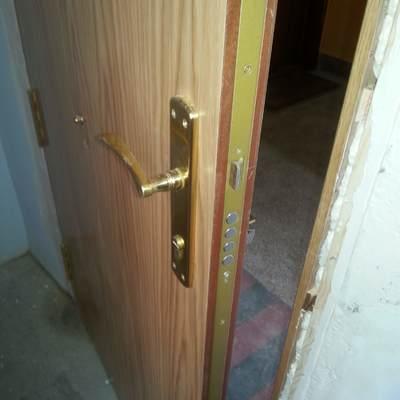 colocacion puerta blindada 3 puntos