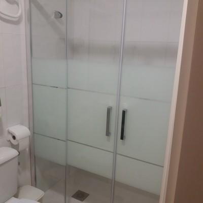 Zona de bañera reformada