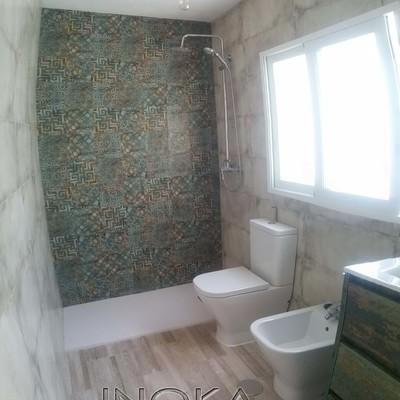 Reforma de baño en Rabasa, Alicante