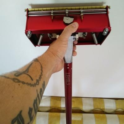 Caja de acabado automatico