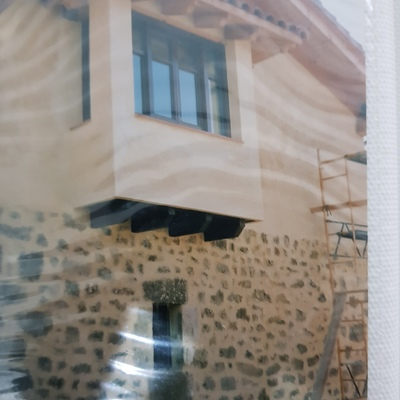 Rehabilitacion de casa de piedra