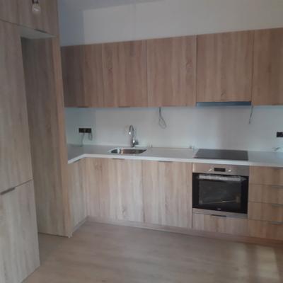 Cocina office espacio abierto