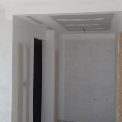 colocación de puerta corredera