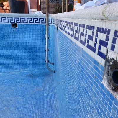 Reparacion de piscina
