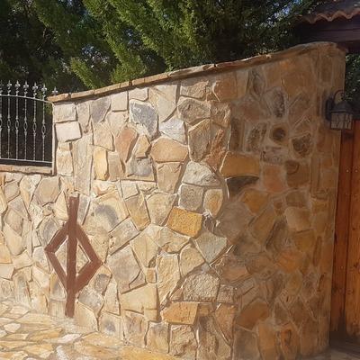Muro en Monte de los Cortos