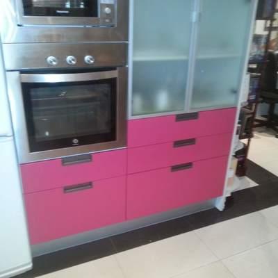 pintura muebles cocina