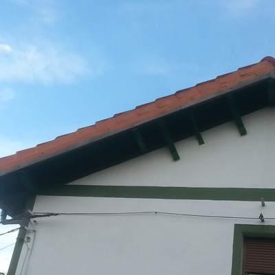 tejados cumbreras