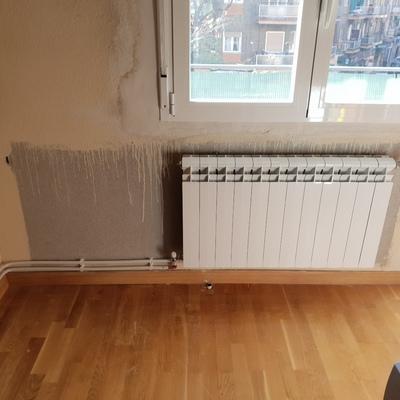 Inst de radiador aluminio en multicapa