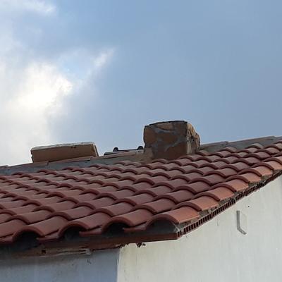Fabricacion de nuevo tejado