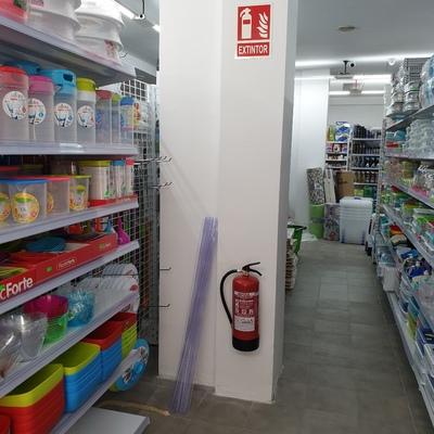Señalética y extintores según nueva normativa
