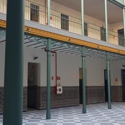 PATIO COLEGIO SAN HERMENEGILDO